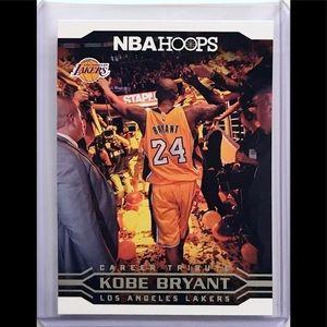 Kobe Bryant - 2017-18 Hoops #300